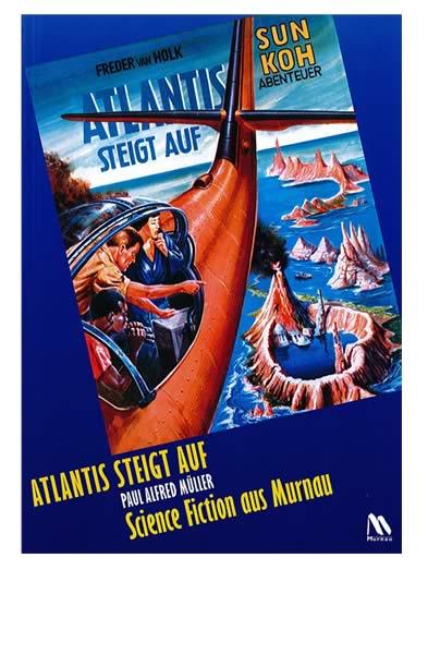 Plakat Atlantis steigt auf